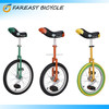 2015 Newest Cheap 16'' 18'' 20'' One Wheel Self-balance Bicycle Unicycle Single Bicycle China Supplier