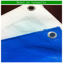 china factory supply tarpaulin color fabric