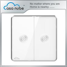 Casanube Zigbee Smart Home series 2-way lighting controller