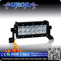 AURORA 6inch led light bar light hid led led truck and trailer lights