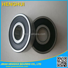 608 2RS rubber sealing deep groove ball bearing for motors, electronic components