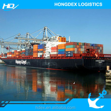 international sea shipping cheap rates to Euro