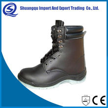 Excelente Material de fábrica proporciona directamente de seguridad minera botas