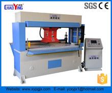 CNC control hydraulic traveling head die cutting press machine
