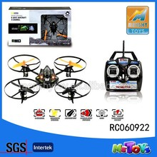 Hot sell remote control 4 axis 4ch gyro 2.4g UFO