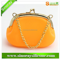 Alibaba China Wholesale candy color silicone coin purse