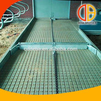 Manure Removal System For Poultry House