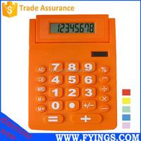8 digit solar electronic big button big size desktop calculator OEM