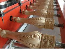 Big discount!!!3d wood furniture/chair/bed/sofa legs drilling machine 5 axis furniture machinery