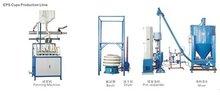 EPS foam plate/dish making machine