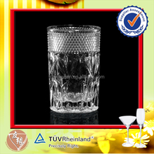 Wholesale Factory Direct 5oz New Design Clear Glass Cup