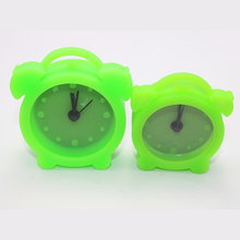 Factory direct sale / Mini /Lovely/Easy to carry/Environmental /2015The new small alarm clock