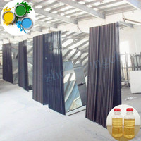2015 new formulation alkyd resin for aluminum mirror coating