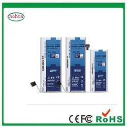 For iphone 5s 1560mAh 3.7V For 5 1440mah 3.7V, For 4s 1430mah 3.7v ,emergency mobile battery
