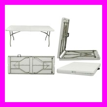 mesas de plastico/rectangulars Mesas