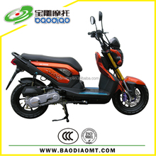 2015 New Chinese Motocycle Sale Motor Scooter Bike125cc Engine EPA /DOT
