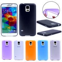 Factory Price Ultra Thin 0.3mm Matt PC Hard Case For Samsung Galaxy S5