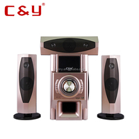 Guangzhou manufacture bluetooth speaker with led light CY A5