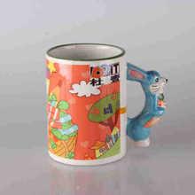 hot selling decorative gifts 3d mug ceramic mug animal mug
