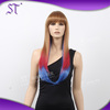 wholesale price long straight ombre halloween wigs ,halloween dress
