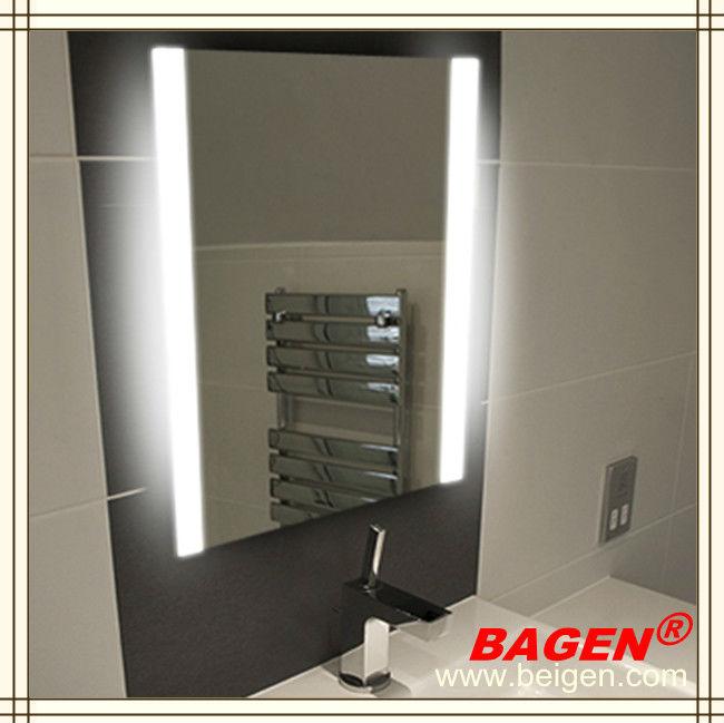 Ba o sin marco espejos moderno espejo decorativo bgl 013 for Precio de espejos sin marco
