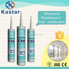 High performance RTV waterproof construction adhesive factory price