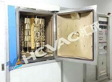 Wrist watch parts black magnetron sputtering coating system/watchband gold pvd coating system/watch case sputtering system