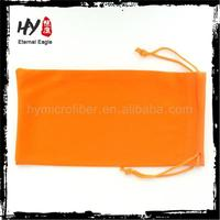 Hot selling folding glasses pouch,pen bag,microfiber bags sunglasses