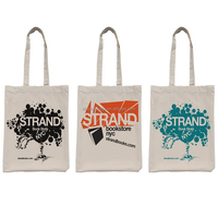 Book Store Cotton Gift Bag