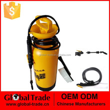 12L Portable Pressure Washer System for Car Wash, 12L Capacity, Yellow A1907