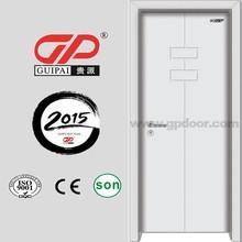 China alibaba white PVC MDF interior door, door interior wooden, interior door house