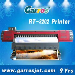 Outdoor & Indoor Digital Inkjet Printer with high resolution 1440dpi /Fast Speed