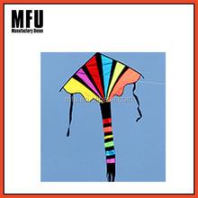 MFU Popular cheap delta kite / flying kite for children