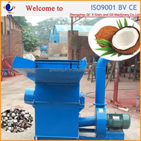 Best selling cheap and long using life good quality coconut shell powder machine