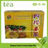 Instant ginger tea, lemon ginger tea granules