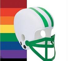 Team Spirit Football Helmet