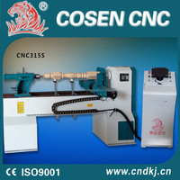 easy operation low price cnc lathe stair baluster wood lathe mutifuntional automatic wood lathe
