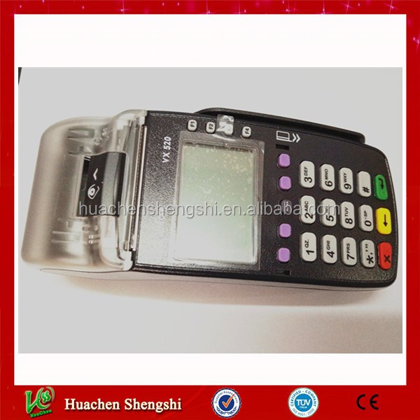 verifone vx 690 how to change paper