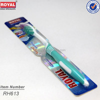 colorful bristle oral chewing adult toothbrush