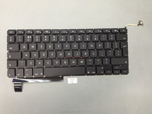 Wholesale New replace Keyboard For Macbook pro A1286 15' UK US French Italian Russian version