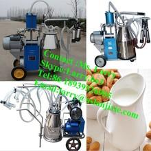 milk extruding machine/cow milking machine