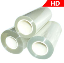 3 layer pet film rolls clear/matte/diamond screen protector roll material