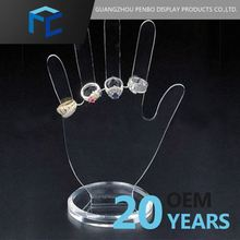 Custom Fitted Goods Display Jewelry Display Stand Dolls