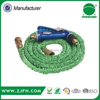 Good clear low pressure magic garden hose