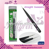 Esd tweezer,straight tweezer, eyelash extension tweezers
