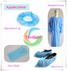 White,blue, green sms non woven fabric 100%pp, sms non woven made in Chian,sms non-woven for medical grown,bedsheet