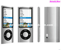 China 8GB hotsale user manual for mp4 player/portable mp4 player download/mp4 music player with 9colors