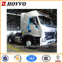 HOWO a7 tractor head 4*2 truck Semi Trailer Tractor Truck For Sale
