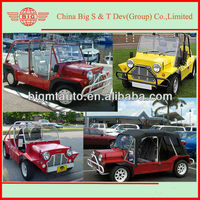 original style colorful petrol 4x2 drive mini jeep car