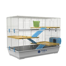 Pet Product Large Stainless Steel Pet Cages Rabbit Cages for Promotion